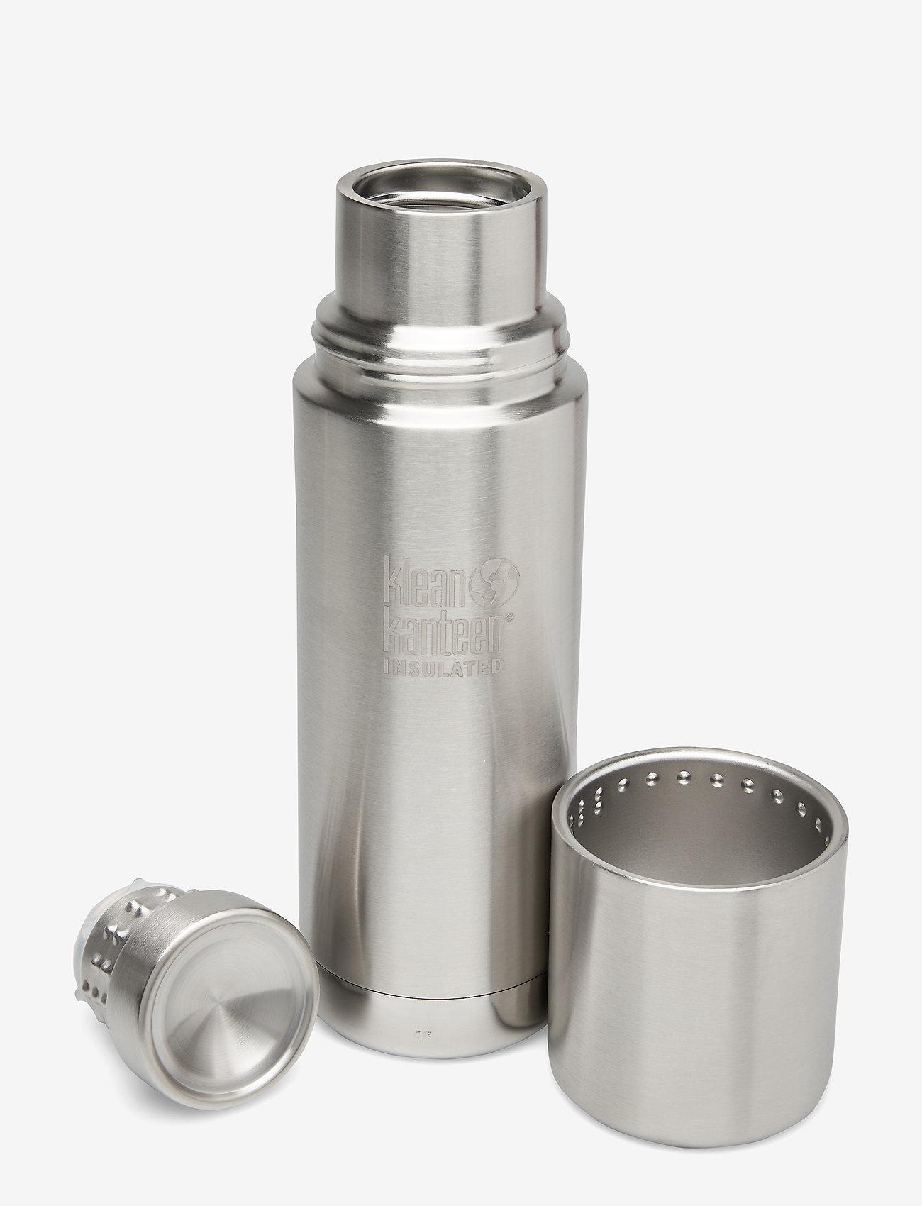 Klean Kanteen - Klean Kanteen TKPro 0.5L Brushed Stainless - vannflasker og termoser - brushed stainless - 0