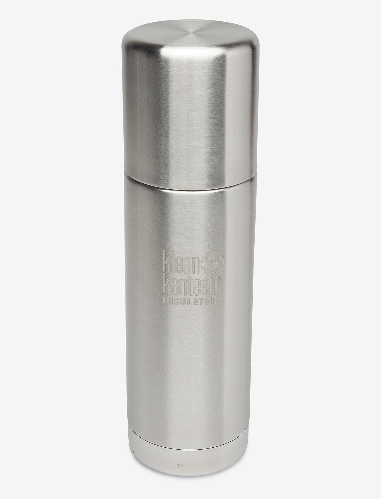 Klean Kanteen - Klean Kanteen TKPro 0.5L Brushed Stainless - vannflasker og termoser - brushed stainless - 1