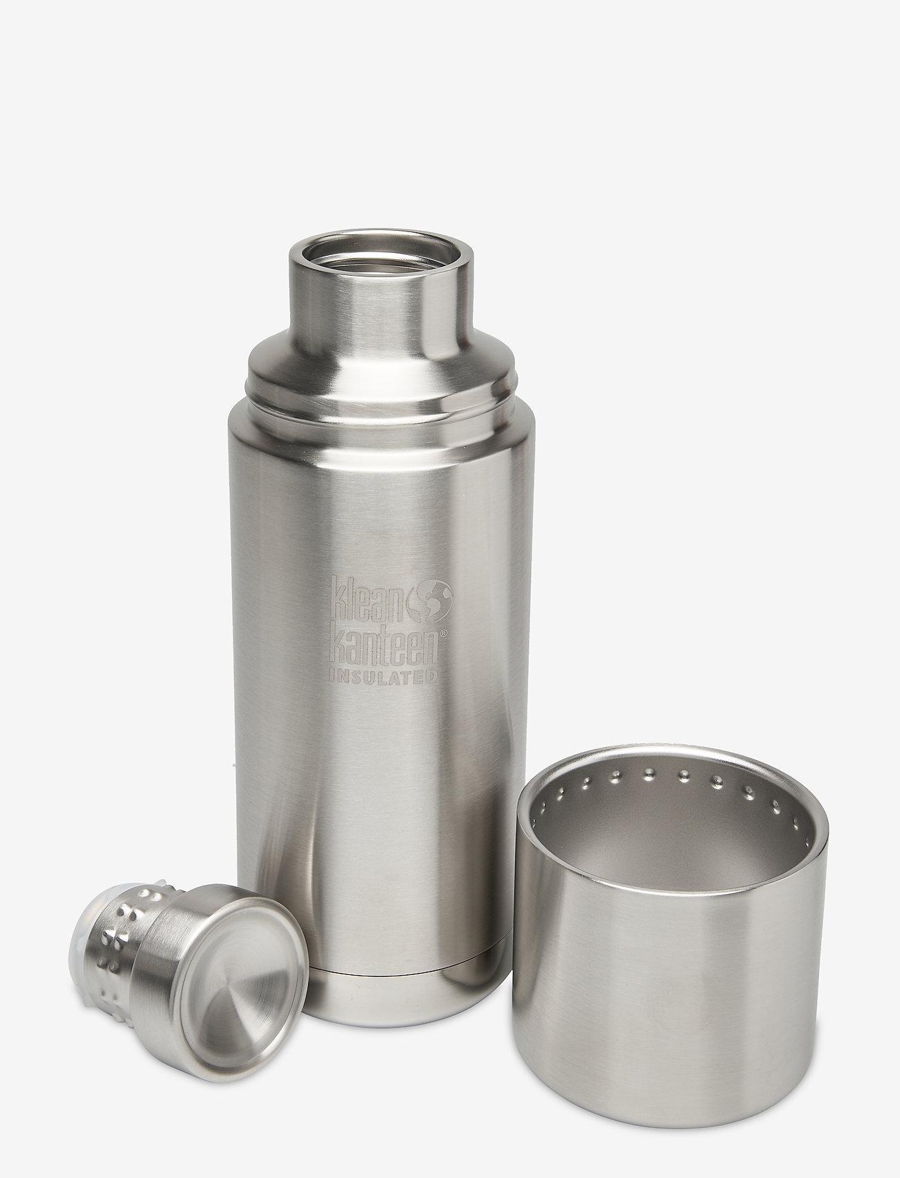 Klean Kanteen - Klean Kanteen TKPro 0.75L Brushed Stainless - vannflasker og termoser - brushed stainless - 0