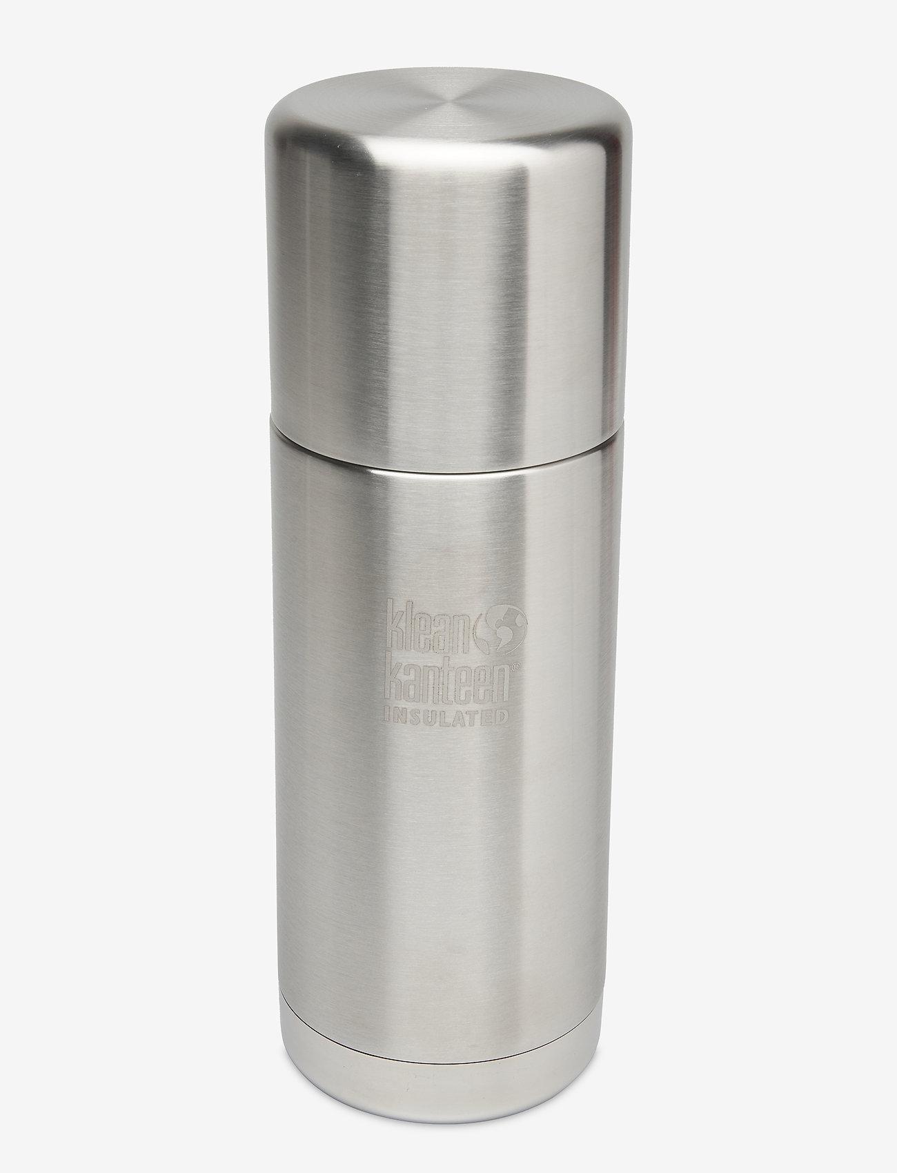 Klean Kanteen - Klean Kanteen TKPro 0.75L Brushed Stainless - vannflasker og termoser - brushed stainless - 1