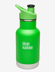 Klean Kanteen Insulated Kid Classic 355ml Brushed Stainless - LIZARD TAILS