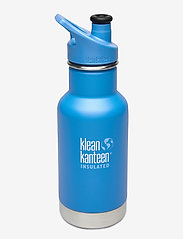 Klean Kanteen Insulated Kid Classic 355ml Brushed Stainless - POOL PARTY