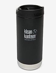 Klean Kanteen TKWide 355ml Brushed Stainless - SHALE BLACK