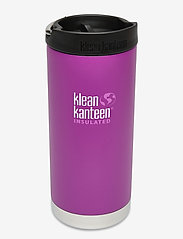 Klean Kanteen TKWide 473ml Brushed Stainless - BERRY BRIGHT