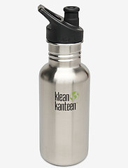 Klean Kanteen Classic 532ml Brushed Stainless - BRUSHED STAINLESS