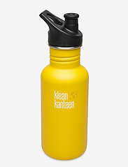 Klean Kanteen Classic 532ml Brushed Stainless - LEMON CURRY