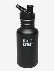 Klean Kanteen Classic 532ml Brushed Stainless - SHALE BLACK
