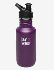 Klean Kanteen Classic 532ml Brushed Stainless - WINTER PLUM