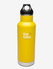 Klean Kanteen - Klean Kanteen Insulated Classic 592ml Brushed Stainless - vesipullot & termospullot - lemon curry - 0