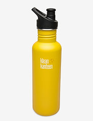 Klean Kanteen Classic 800ml Brushed Stainless - LEMON CURRY
