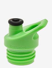Klean Kanteen Sport Cap Black - GREEN