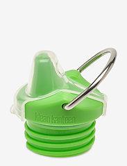 Klean Kanteen - Klean Kanteen Sippy Cap Green - barnerom - green - 0