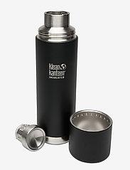 Klean Kanteen - Klean Kanteen TKPro 1.0L Brushed Stainless - vannflasker og termoser - shale black - 0