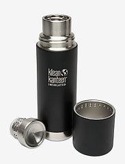 Klean Kanteen TKPro 0.5L Brushed Stainless - SHALE BLACK