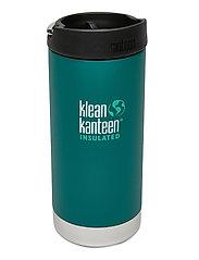 Klean Kanteen TKWide 355ml Brushed Stainless - EMERALD BAY