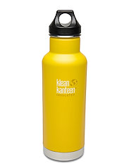 Klean Kanteen Insulated Classic 592ml Brushed Stainless - LEMON CURRY