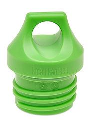 Klean Kanteen Loop Cap Black - GREEN