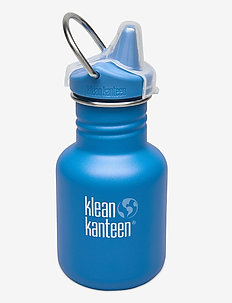 Klean Kanteen Kid Classic Sippy 355ml Brushed Stainless - butelki i termosy - pool party