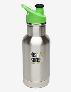 Klean Kanteen Insulated Kid Classic 355ml Brushed Stainless - butelki i termosy - brushed stainless