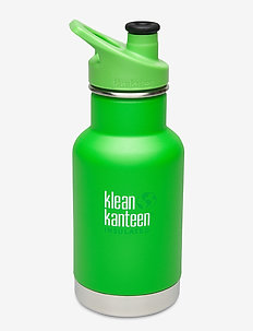 Klean Kanteen Insulated Kid Classic 355ml Brushed Stainless - butelki i termosy - lizard tails