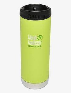 Klean Kanteen TKWide 473ml Brushed Stainless - accessories - juicy pear