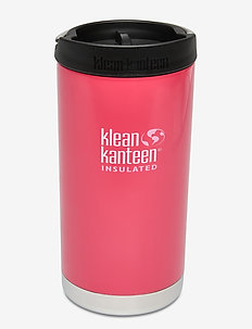 Klean Kanteen TKWide 473ml Brushed Stainless - butelki i termosy - melon punch