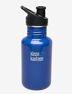 Klean Kanteen Classic 532ml Brushed Stainless - water bottles & thermoses - coastal waters