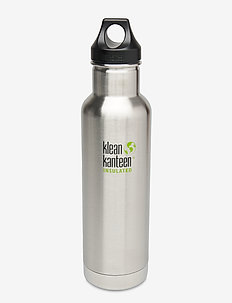 Klean Kanteen Insulated Classic 592ml Brushed Stainless - vattenflaskor & termosar - brushed stainless
