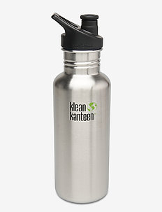 Klean Kanteen Classic 800ml Brushed Stainless - vattenflaskor & termosar - brushed stainless