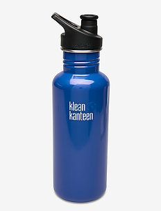 Klean Kanteen Classic 800ml Brushed Stainless - water bottles & thermoses - coastal waters