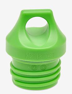 Klean Kanteen Loop Cap Black - water bottles & thermosflessen - green