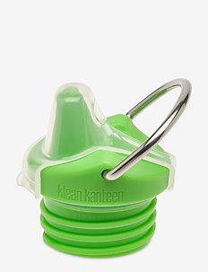 Klean Kanteen Sippy Cap Green - barnerom - green