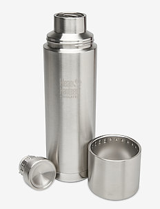 Klean Kanteen TKPro 1.0L Brushed Stainless - butelki i termosy - brushed stainless