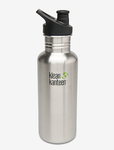 Klean Kanteen Classic 800ml Brushed Stainless - butelki i termosy - brushed stainless