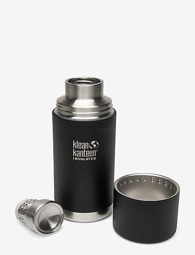 Klean Kanteen TKPro 0.75L Brushed Stainless - vesipullot & termospullot - shale black