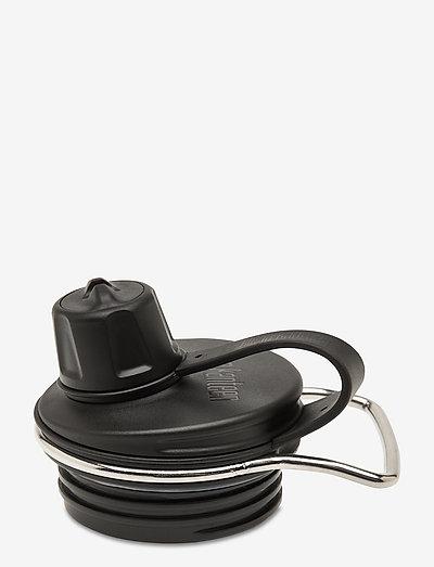 Klean Kanteen Chug Cap for TKWide Bottles - vannflasker og termoser - black