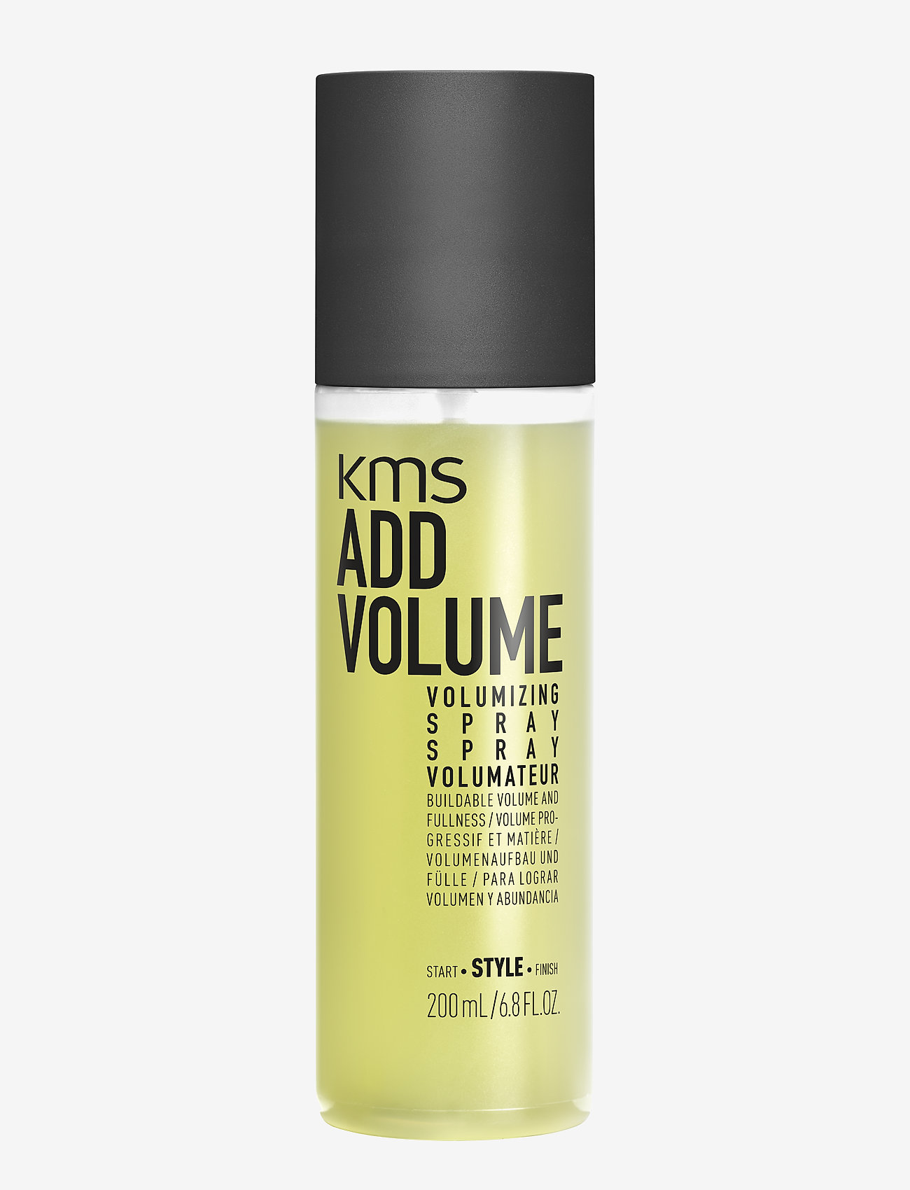 KMS Hair - Add Volume Volumizing Spray - spray - clear