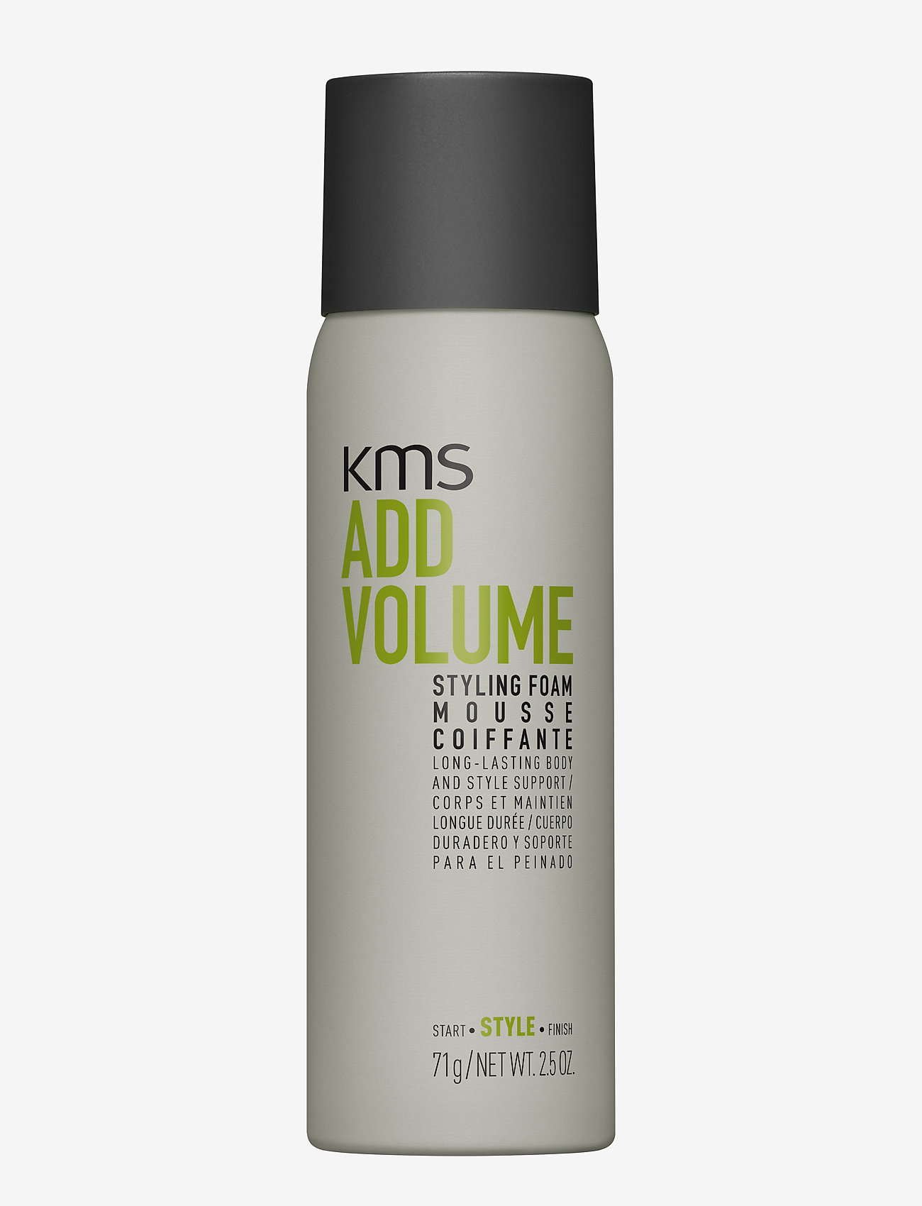 KMS Hair - Add Volume Styling Foam - spray - clear