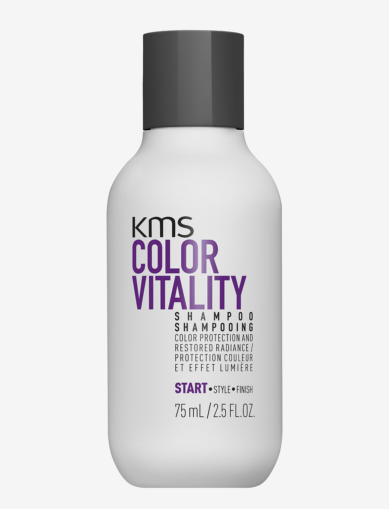 KMS Hair - Color Vitality Shampoo - shampoo - clear