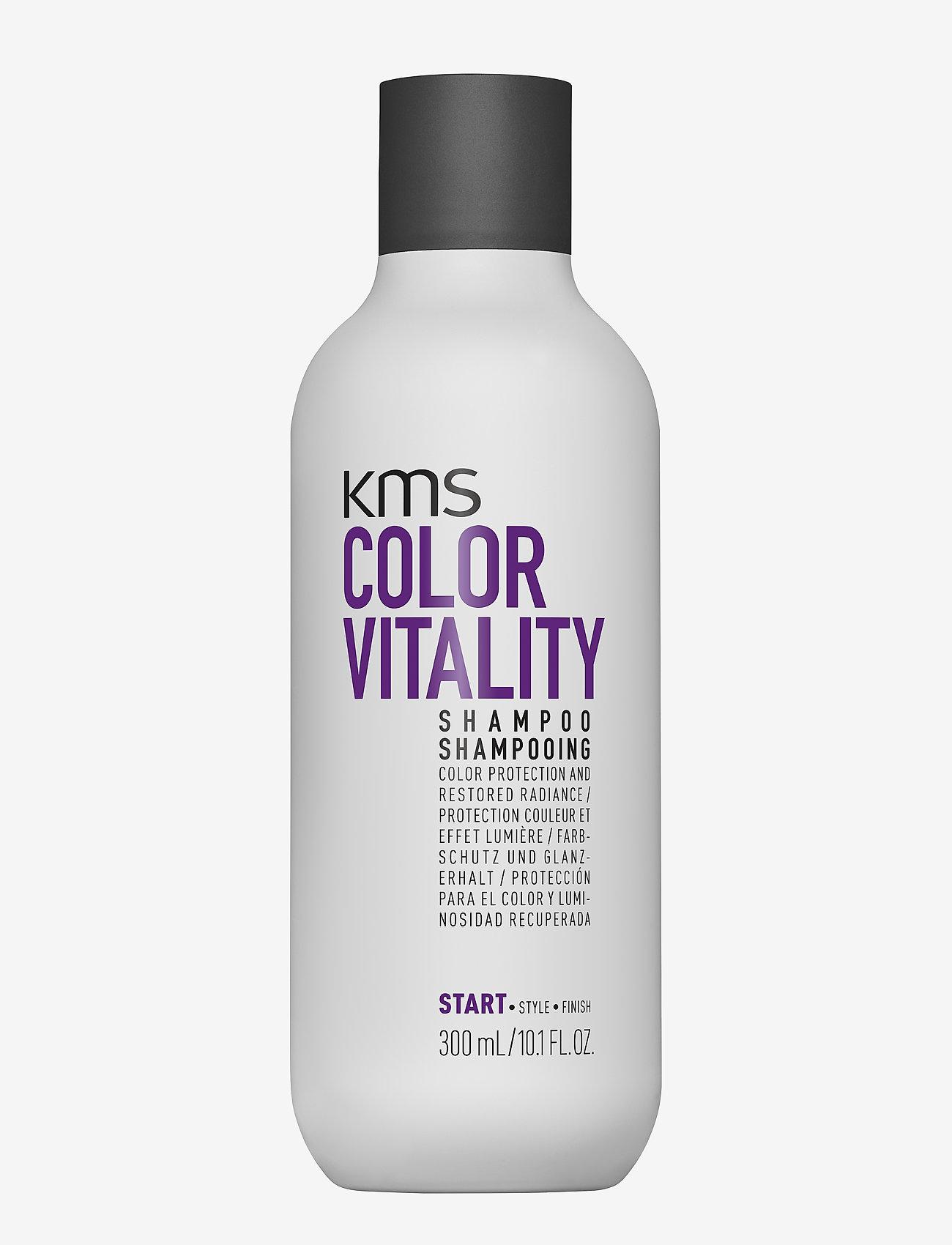 KMS Hair - Color Vitality Shampoo - shampoo - clear - 0