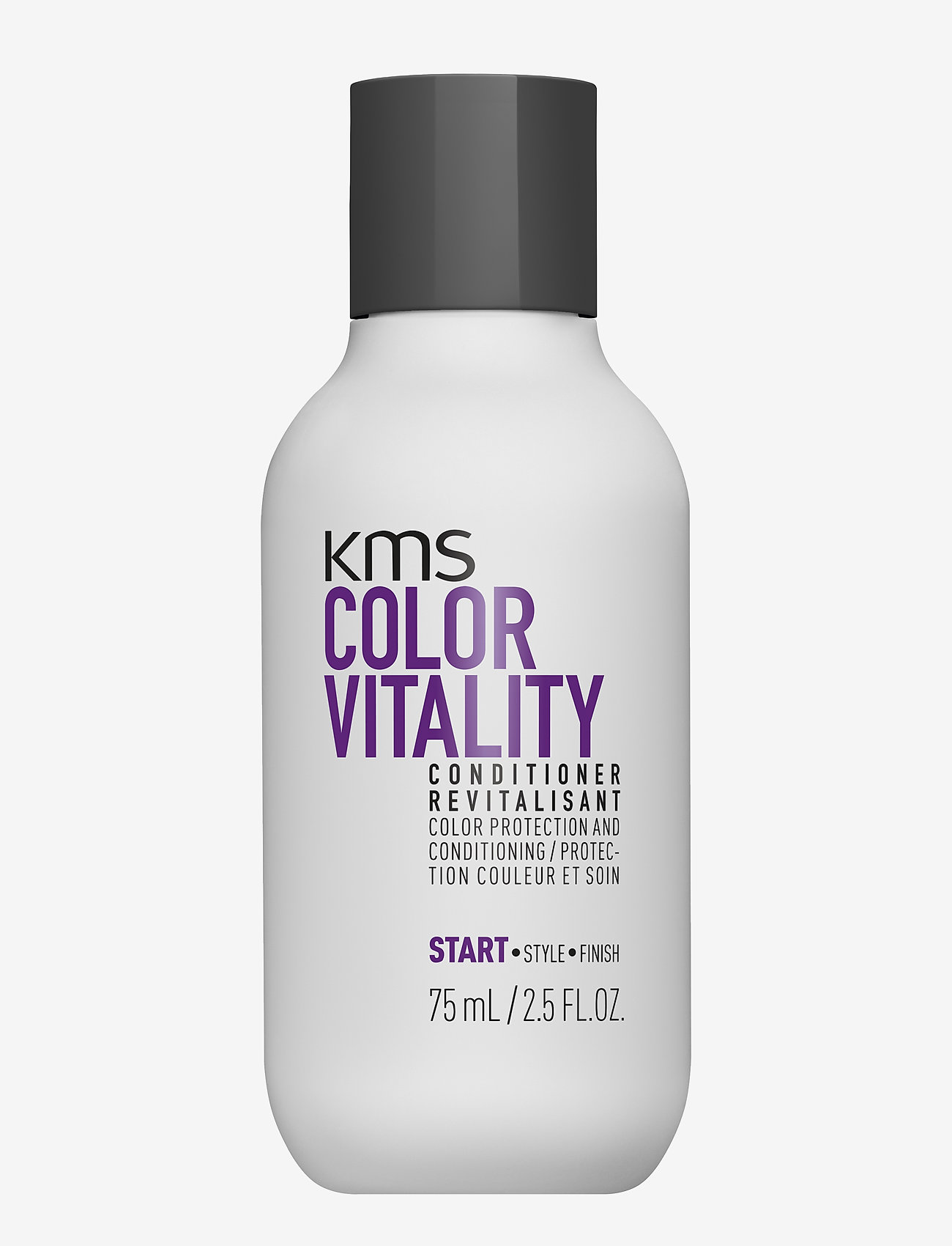 KMS Hair - Color Vitality Conditioner - hoitoaine - clear