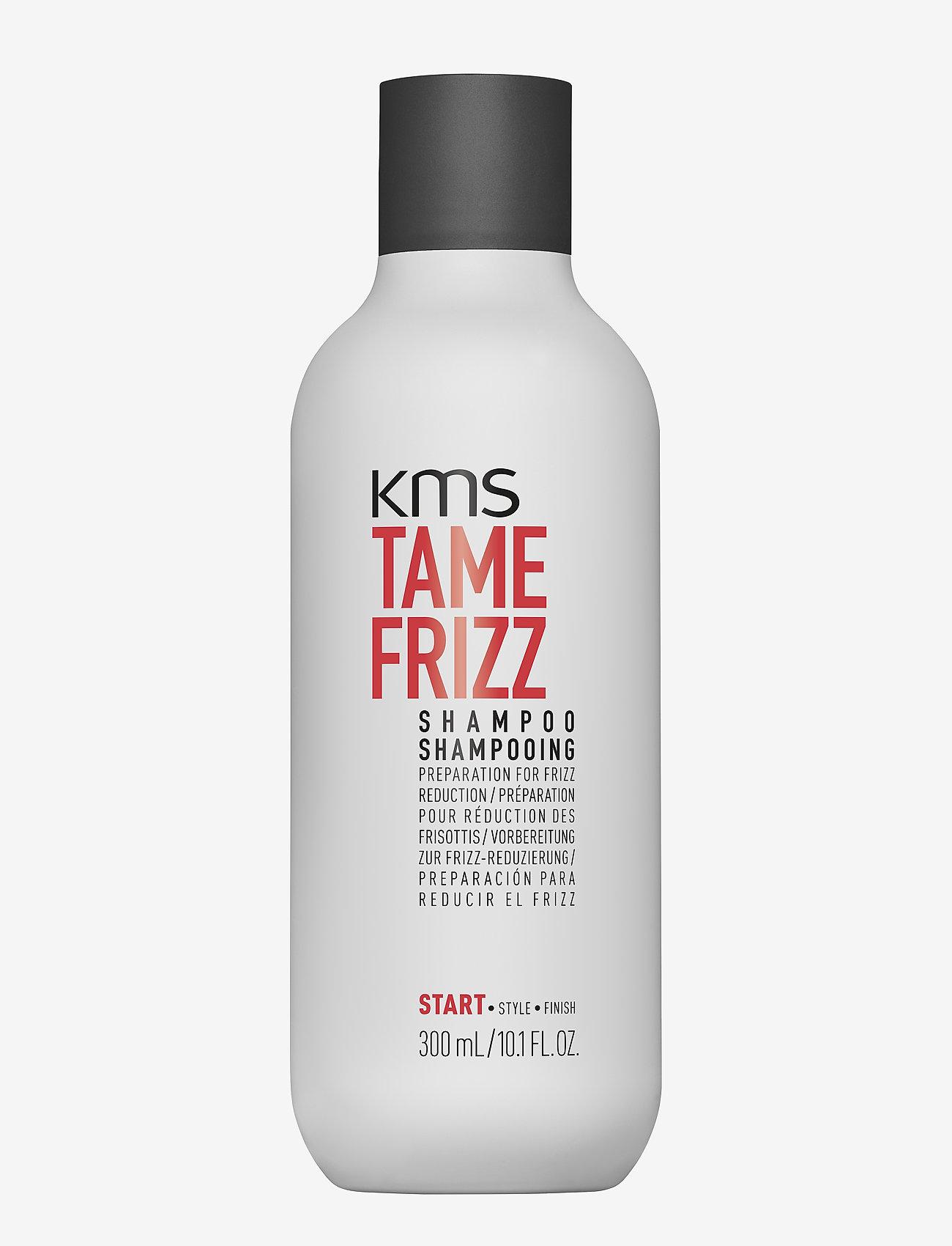 KMS Hair - Tame Frizz Shampoo - shampoo - clear
