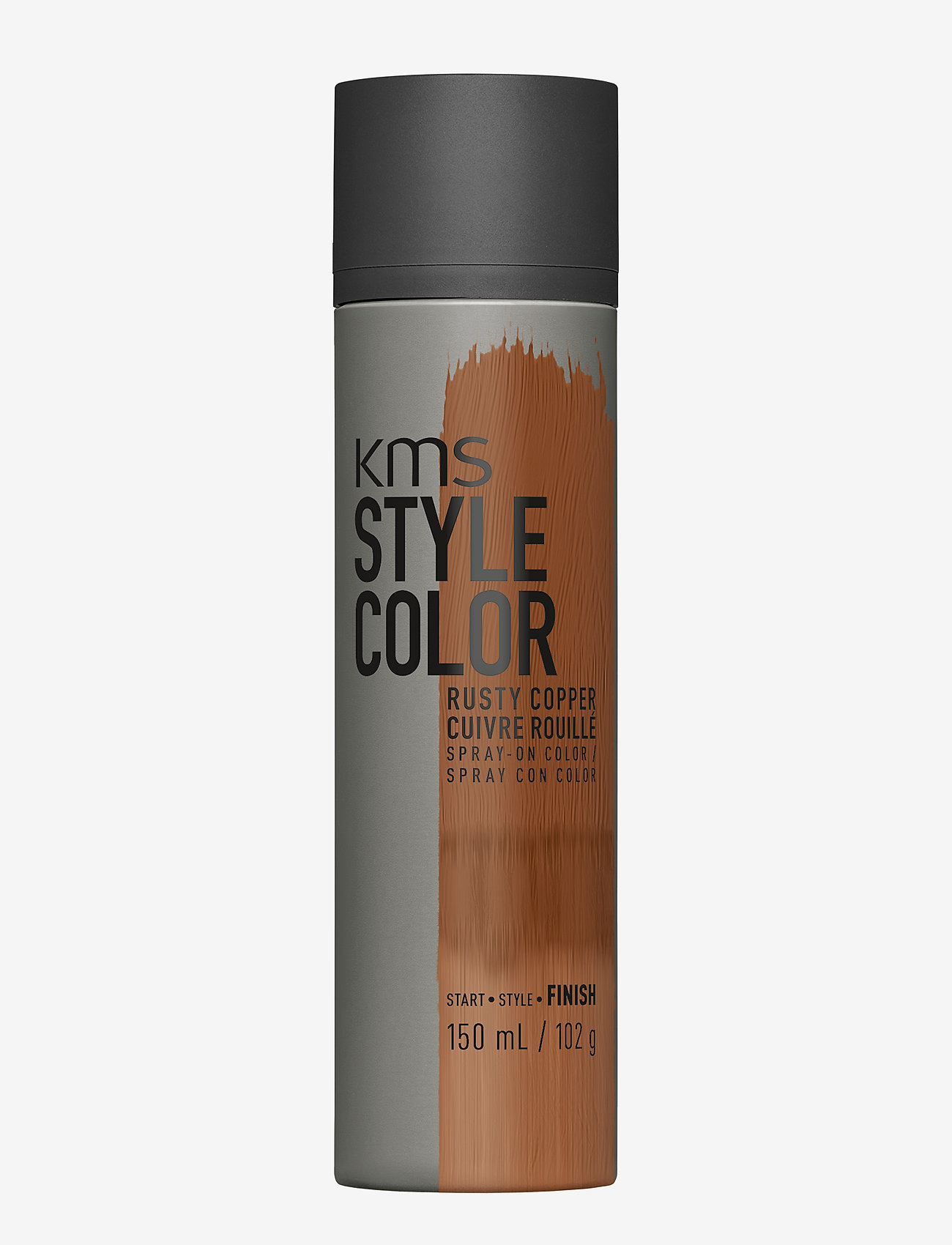 KMS Hair - Style Color Rusty Copper - spray - rusty copper - 0