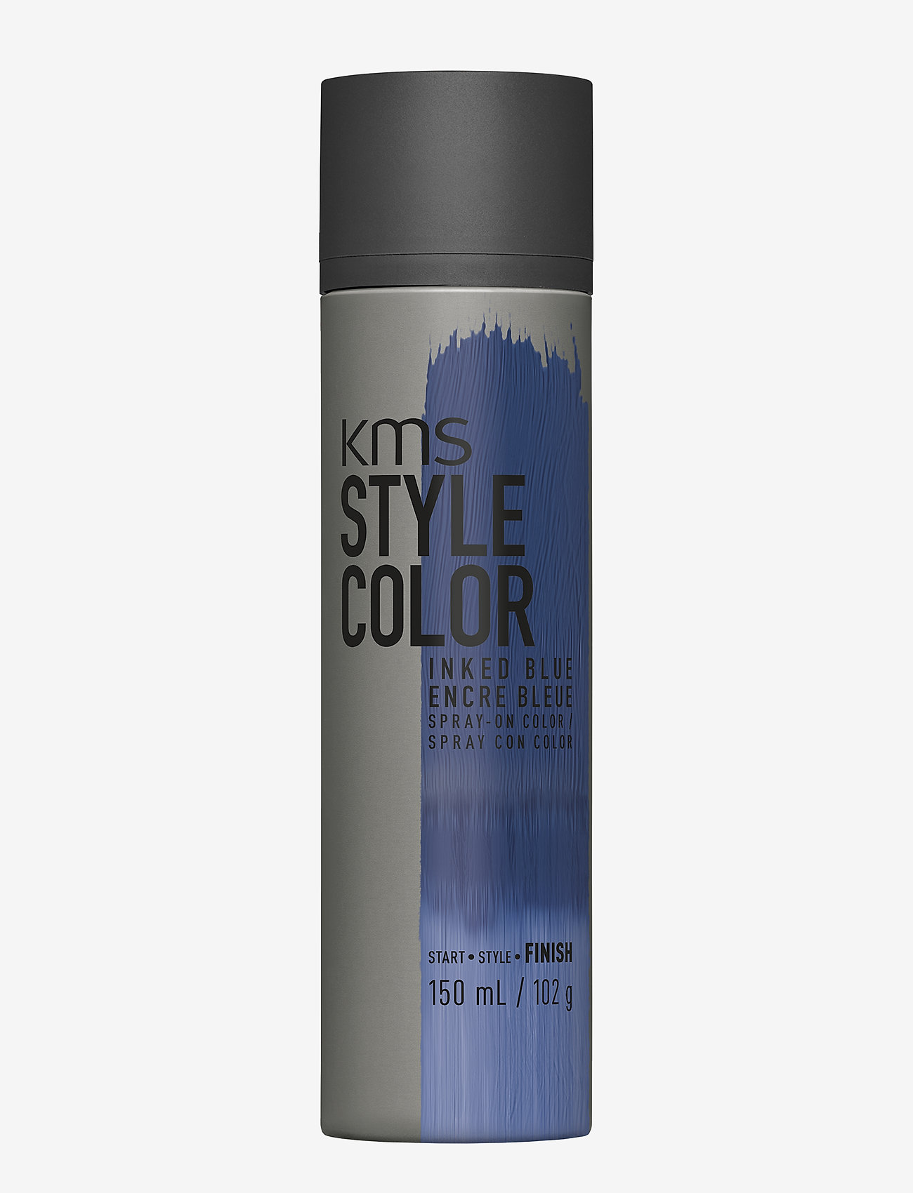 KMS Hair - Style Color Inked Blue - spray - inked blue - 0