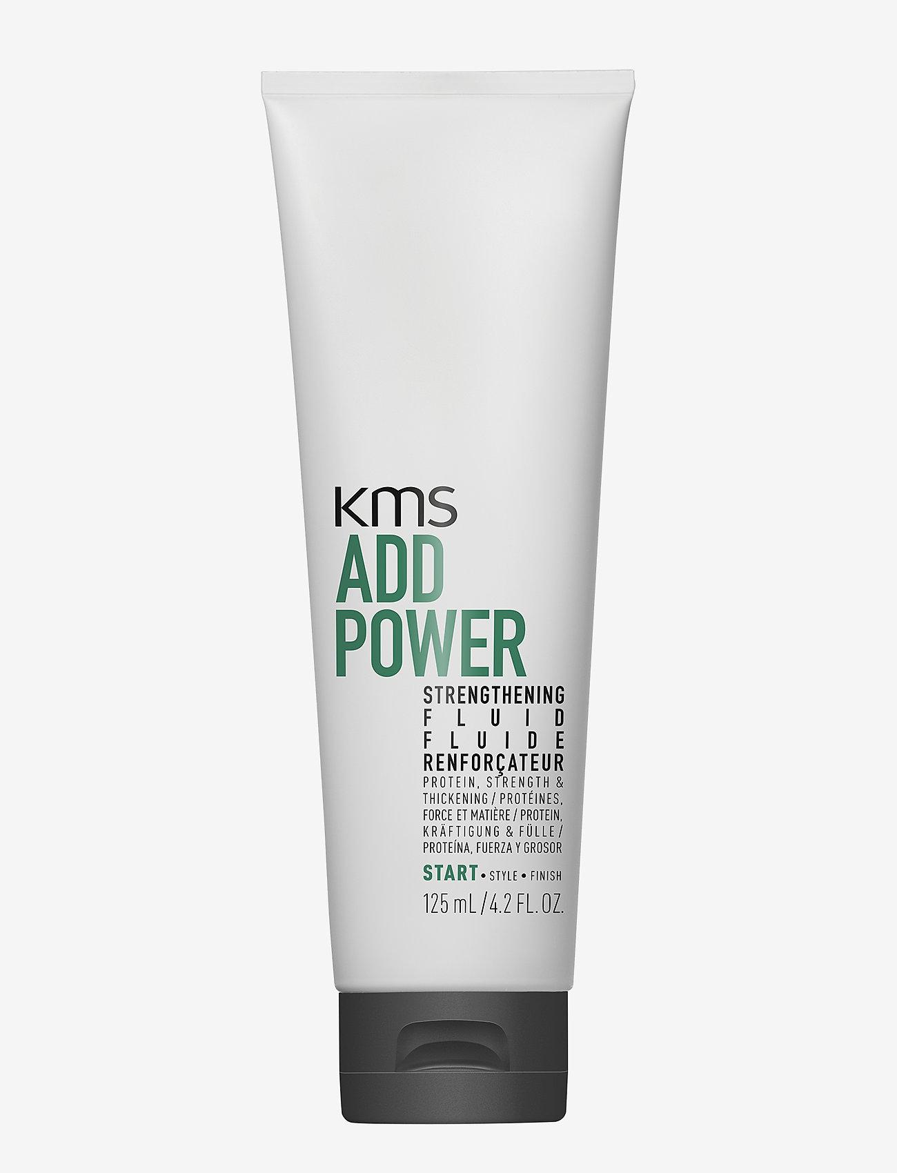 KMS Hair - Add Power Strengthening Fluid - hoidot - clear