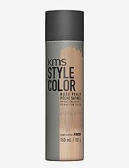 KMS Hair - Style Color Nude Peach - spray - nude peach - 0