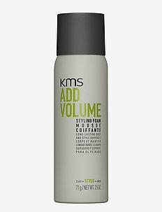 Add Volume Styling Foam - spray - clear