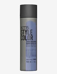 Style Color Stone Wash Denim - spray - wash denim