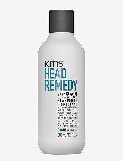 Head Remedy Deep Cleanse Shampoo - shampoo - clear