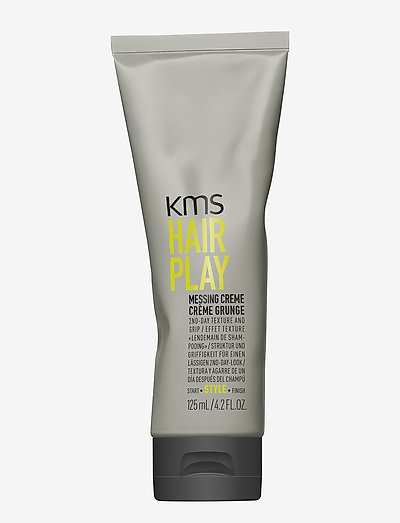 Hair Play Messing Creme - stylingkräm - clear